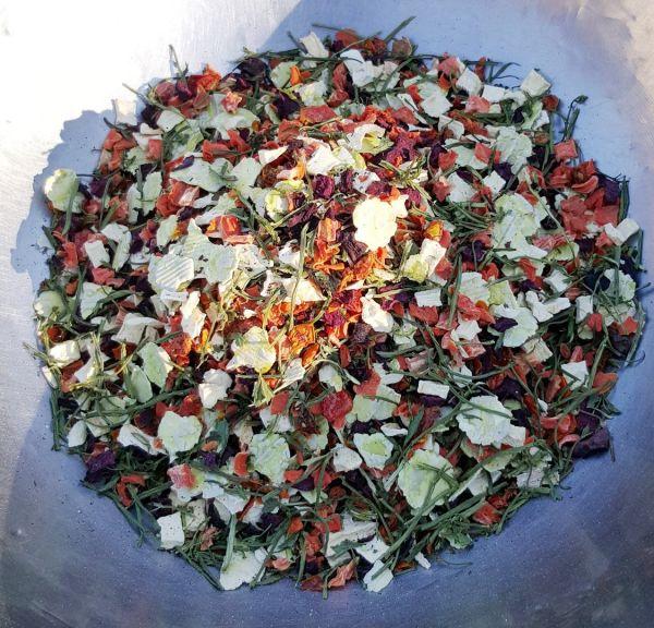 NATURpur Gemüsegarten