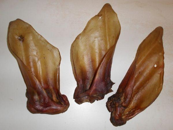 Rinderohren mit Muschel - Stk.