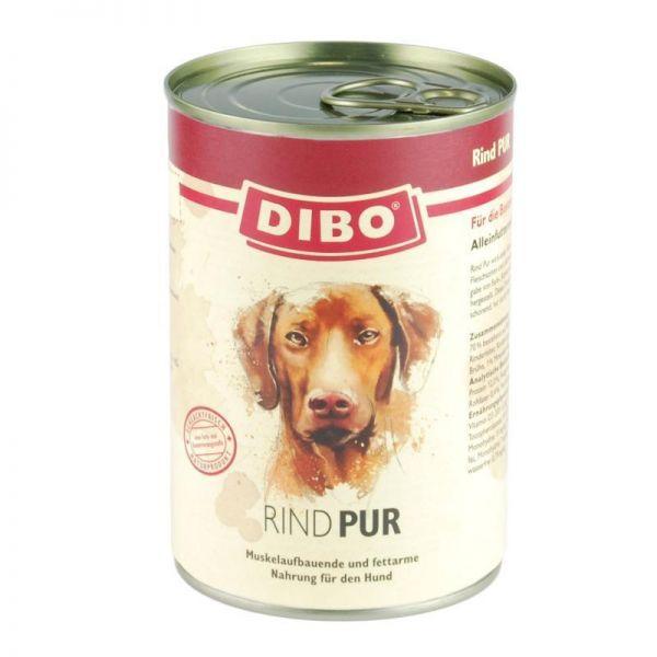 DIBO RINDFLEISCH PUR 400g